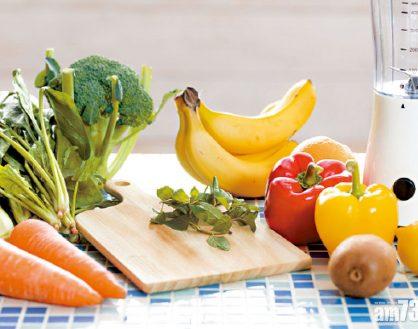 香港人,你能吃足够蔬果吗?