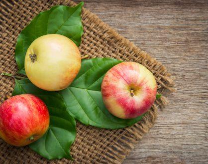 水果連皮吃更有益