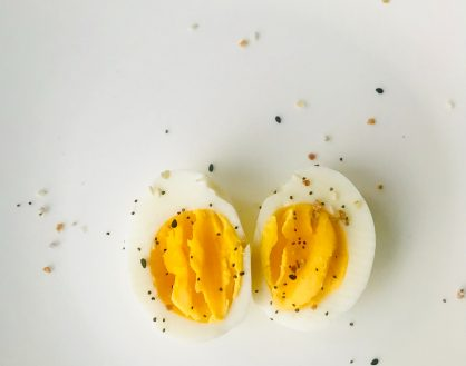 蛋黃與膽固醇