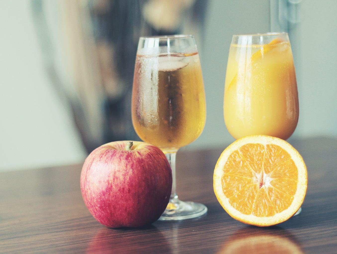 患上糖尿病不可同時吃橙和蘋果?