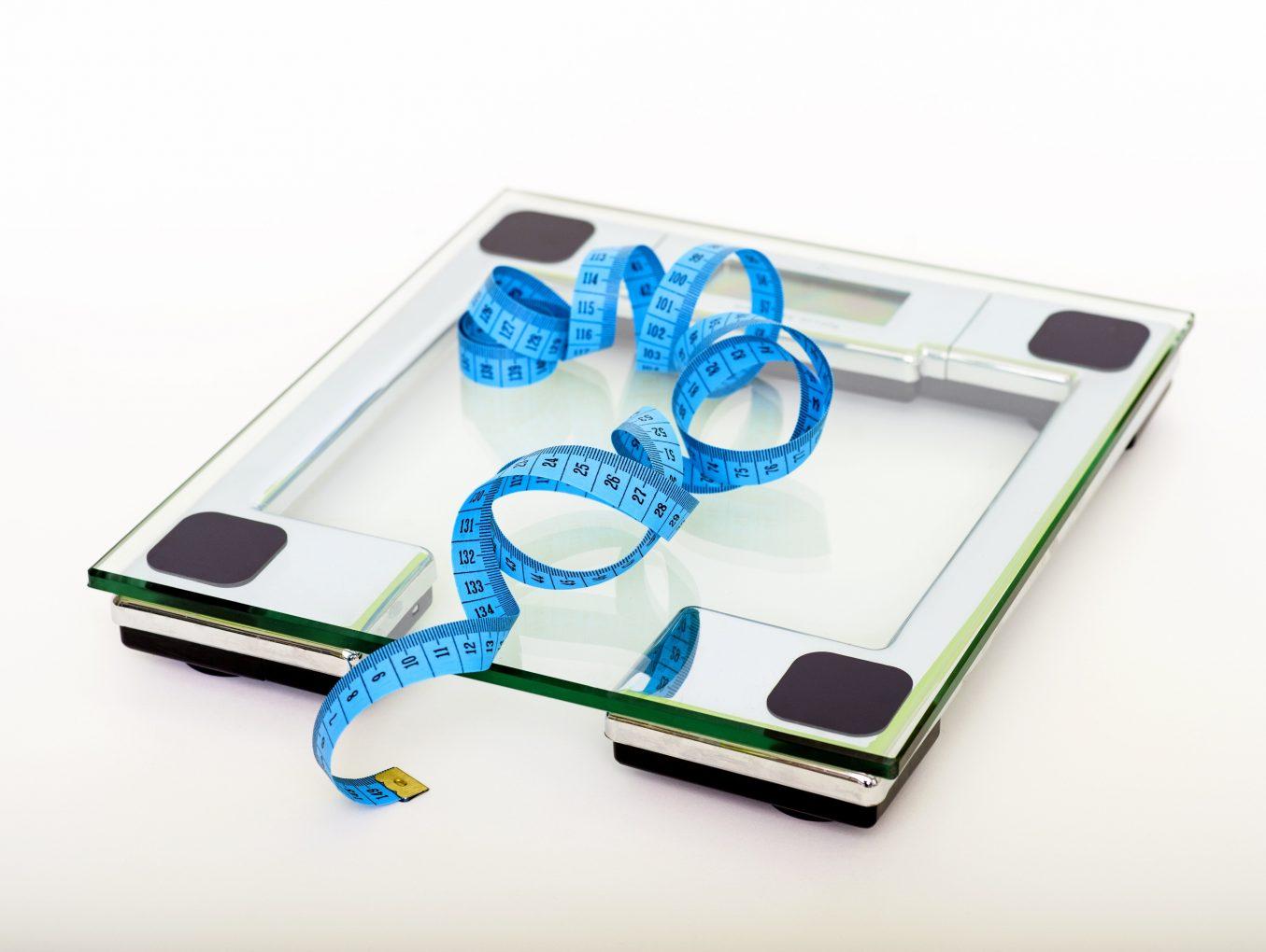 減肥與進食失調