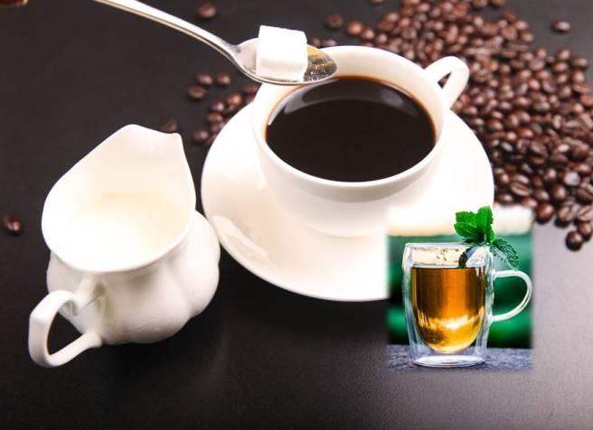 与咖啡因共舞