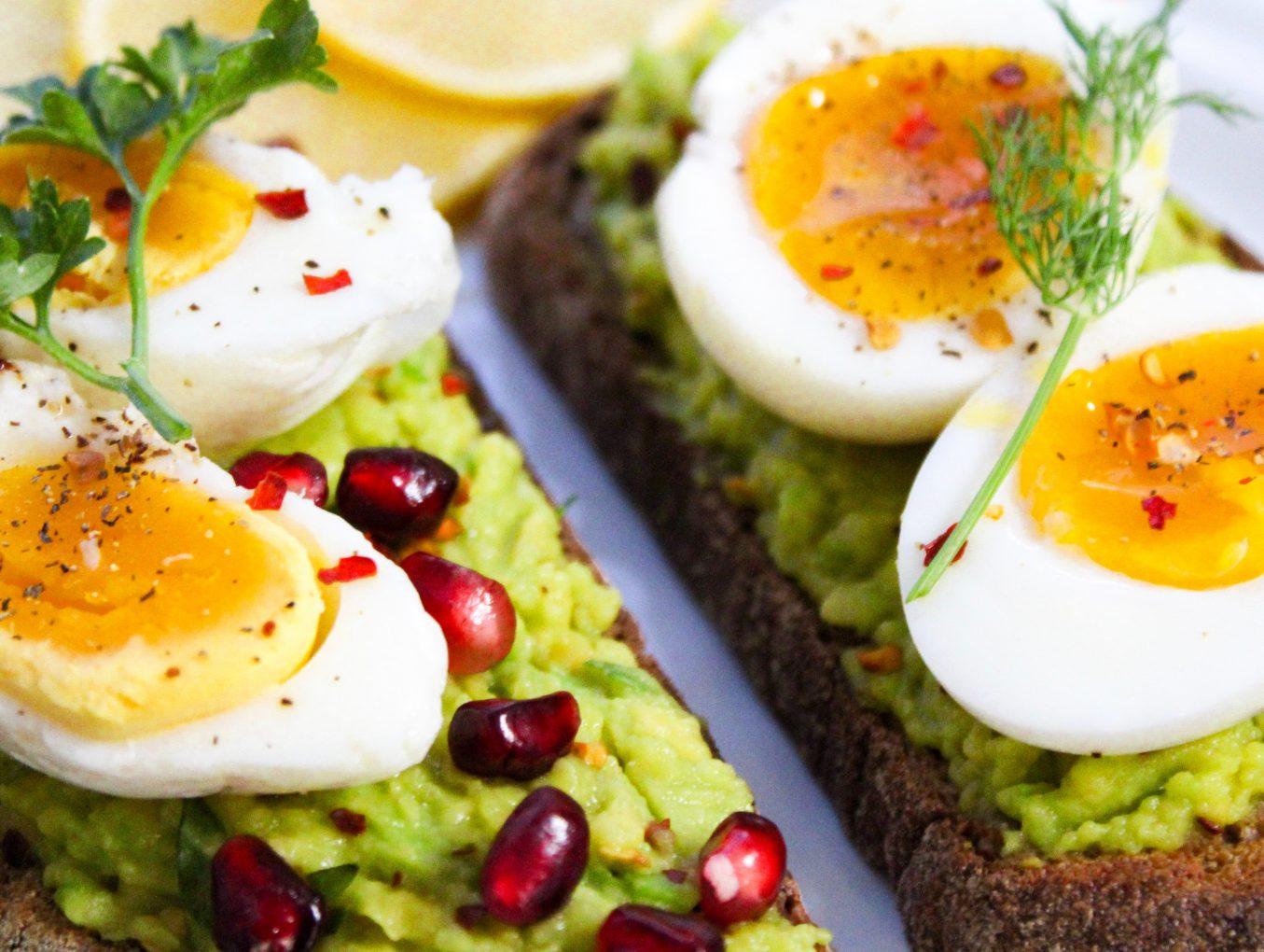蛋白質早餐