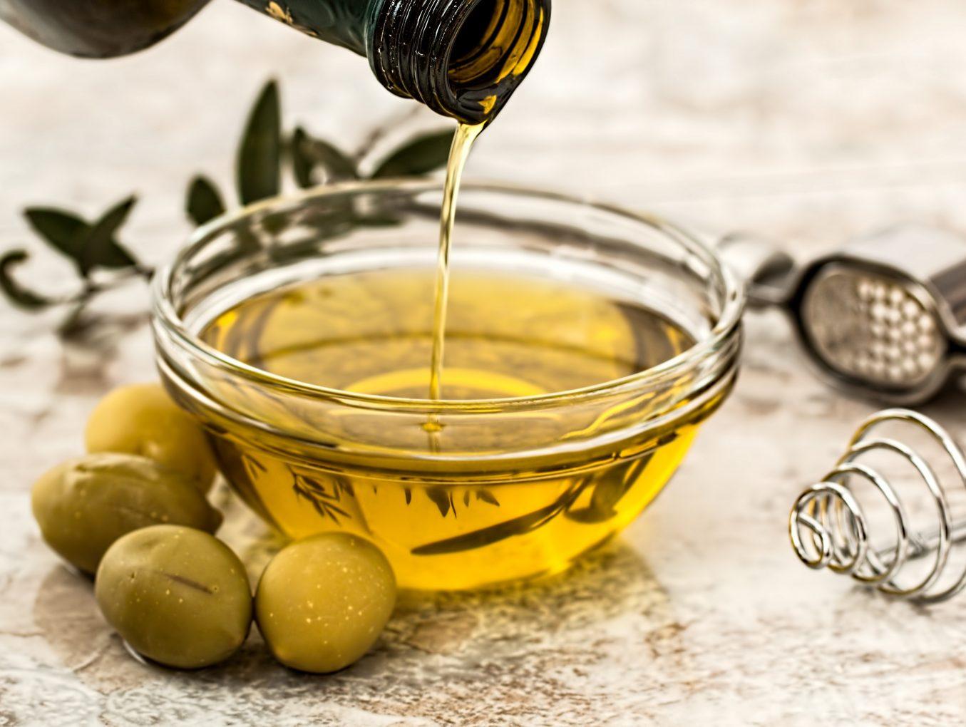 橄欖油最好?!