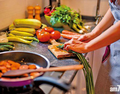 烹饪技能与长远健康有关