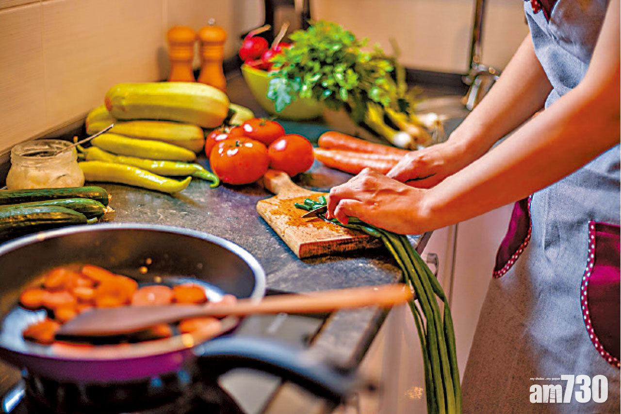 烹飪技能與長遠健康有關