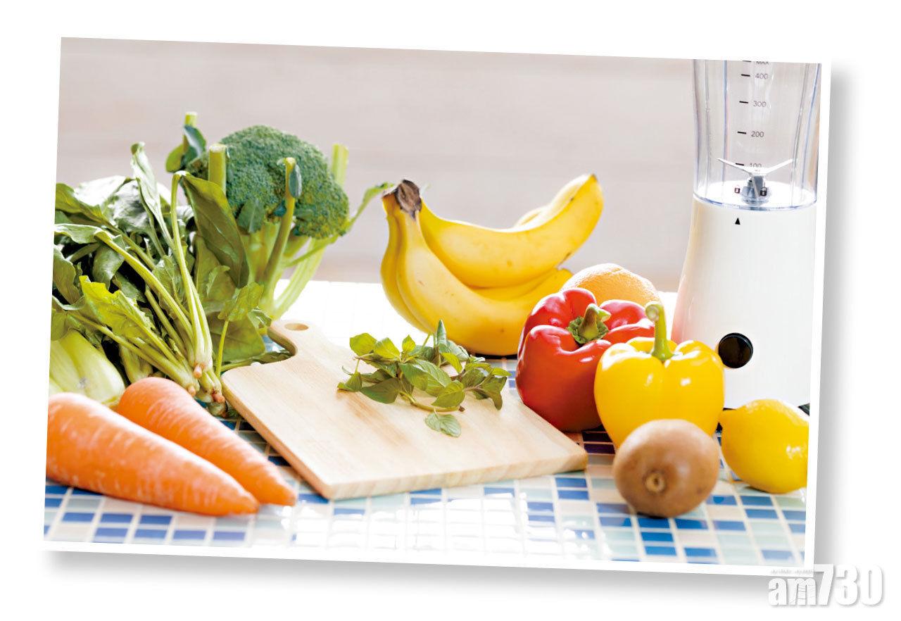 蔬菜與水果能否互相取代?