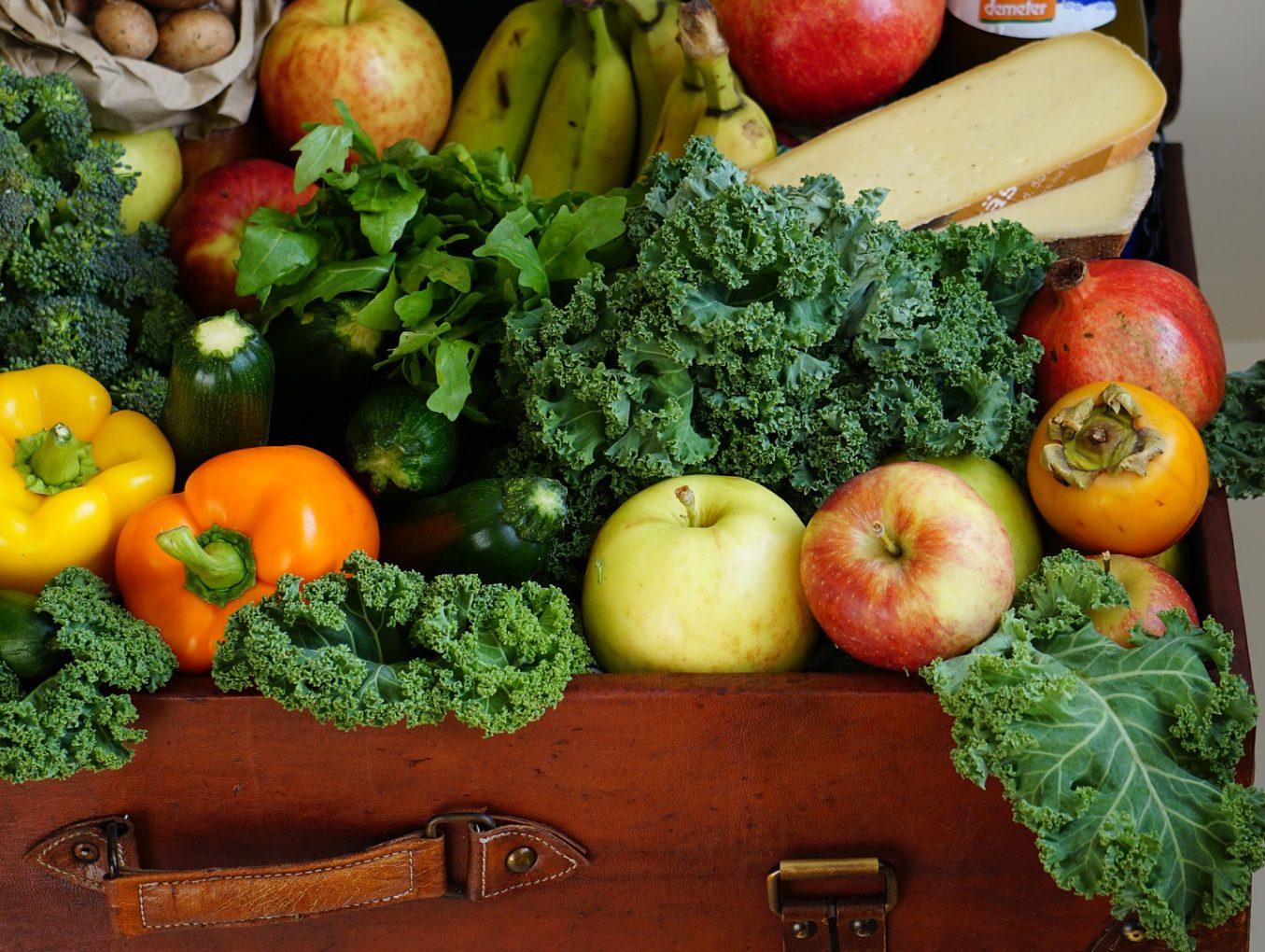 足夠膳食纖維有助控體重