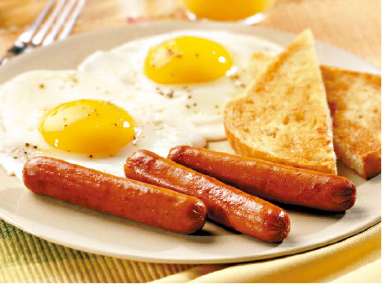 腸仔煎雙蛋