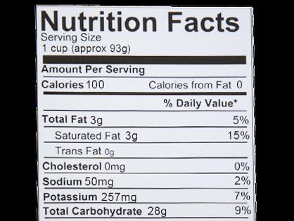 減鹽糖會倡設低鹽糖標籤