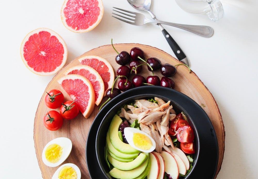 健康飲食無捷徑