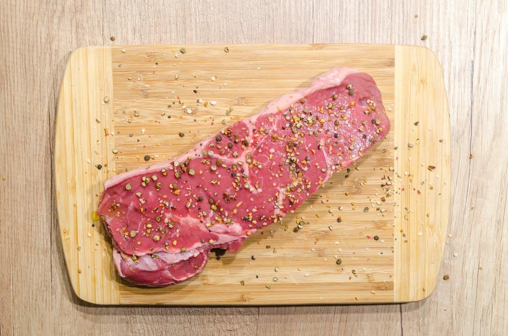可以沒有牛肉嗎?