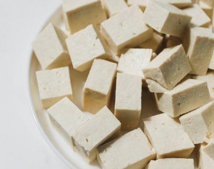 豆腐不屬於蔬菜?