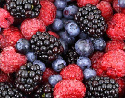 超強抗氧化食物–雜莓