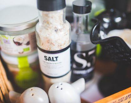 抗疫飲食篇:少啲鹽 健康啲