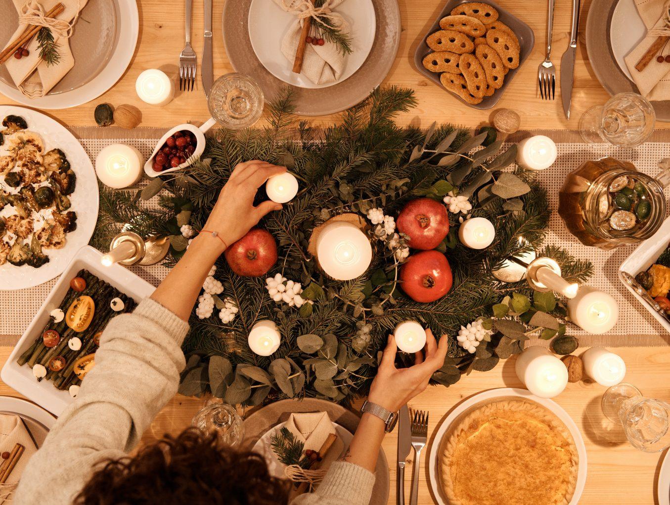 健康過聖誕