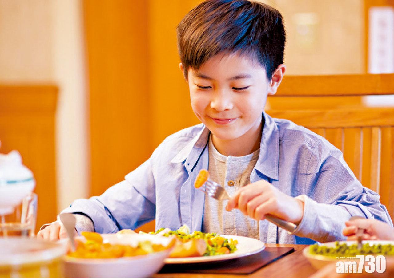 設計幼兒餐單:有營口訣123