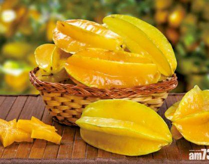 中秋水果營養高